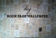 Books diy