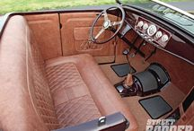 Oriental Car Rugs & Car Mats / Why isn't your cars interior as stylish and sophisticated as your home? It can be with CarpetRides Real Oriental Car Rugs. www.CarpetRides.com