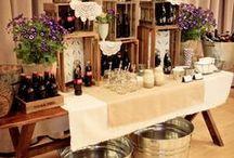 Mesa para bebidas