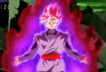 Goku all trasformation