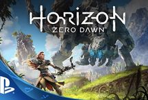 Horizon Zero Dawn tendrá un marco argumental sorprendete