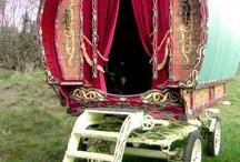 Gypsy Wagon / by Stephanie Masters-Wood