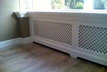 radiator/ vensterbank