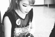 2NE1 ♥