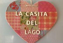 La casita del lago Blog / www.lacasitadellago.com