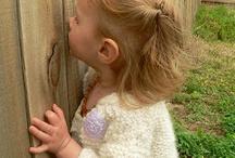 Hairdos for the girls / by Kris Harper