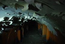 Gimme shelter / Abbadoned post-soviet shelter in Wilkocin, little village in Poland.