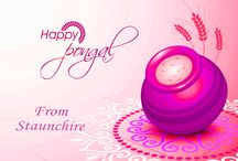 Pongal 2015 /  Wish you a happy and prosperous Pongal. May all your dreams come true. May the almighty bless you with health, prosperity and joy.