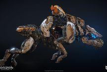 ホライゾンゼロドーン  機械獣