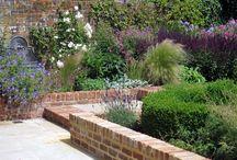 Garden spring garden