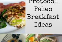 autoimmune paleo snacks & breakfast