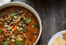 Recipes to Try--Soups