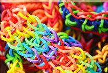 Rainbow loom / by Donna Campbell