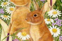 Мышки-малышки и заюшки
