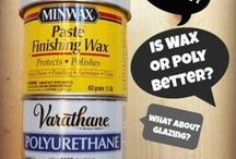 all you need to know about using wax on your furniture painting projects