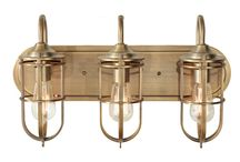Antique Brass and Gold Lighting