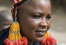 Beadwork from Mali
