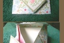 Card Making - Card Folds