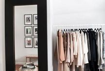 Spare room / Spare room into wardrobe ideas  #wardrobe #closet #clothes #storage #hangingspace #clothesrack