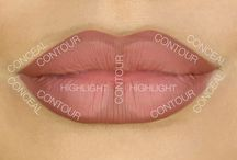 lips contouring