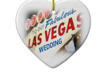 Las Vegas Ornaments