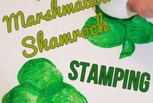 St. Patrick's Day / Crafts, games, recipes and more!