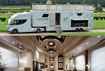 MODERN**VINTAGE >>RV'S &MOBILE HOMES<< / by JESUS CAN FIX IT