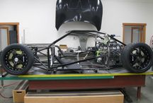 Chassis/build a car