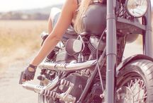 Motorcycle, Guitars & Women
