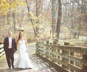 Fall Weddings at Eagle Ridge Resort & Spa / The fall colors surrounding the 6,800 acre resort are truly epic and add a natural romantic ambience that's unforgettable.