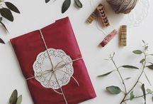 Hediye Paketleri / Gift Pockets