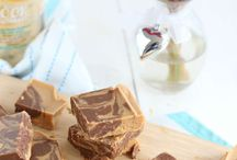 Pindakaas fuds chocolade