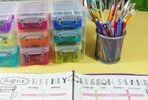 teacher binder ideas