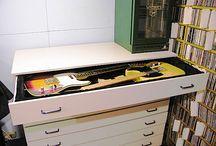 mueble guitarra