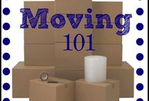 Moving Tips & Tricks / by Chrissy McNair