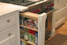 Ideas - Kitchen / Ideas to revive the kitchen. / by Dawn Bugni