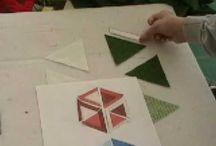 Quilt cube