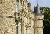 Castelos e antiguidades