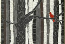 Mosaic trær