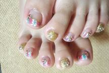 foot nail / フットネイルだけを集めました