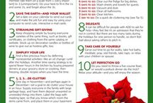 christmas survival tips / by Cheryl Sander