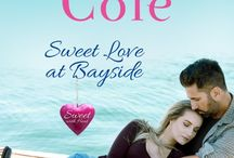 Sweet with Heat: Bayside Summers / Addison Cole's sweet with Heat series is passionate, humorous, and deeply emotional, contemporary romance without explicit sex scenes or harsh language.