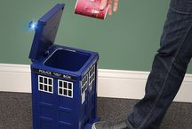 Doctor Who  / by Brionna Ellwood
