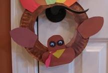 Turkey crafts / by Danette