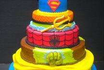 Party ideas: Superheros