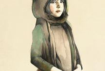 Illustration / by Stefanie Theiler