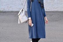 casual hijab look