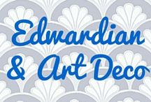 Edwardiana and Art Deco / History, fashion and more from the Edwardian and Art Deco Periods.