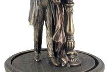 wagner opera figurines