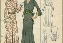 Vintage Pattern Art :: 20s/30s
